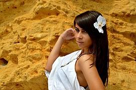 Elena Sladkaya model (модель). Photoshoot of model Elena Sladkaya demonstrating Face Modeling.Face Modeling Photo #74206