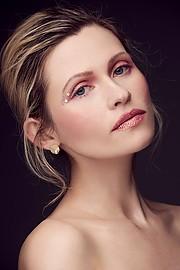 Elena Smirnova model (modèle). Photoshoot of model Elena Smirnova demonstrating Face Modeling.Face Modeling Photo #193867