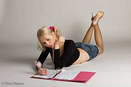 Elena Vikstrom (Elena Vikström) model. Photoshoot of model Elena Vikstrom demonstrating Commercial Modeling.Commercial Modeling Photo #97141