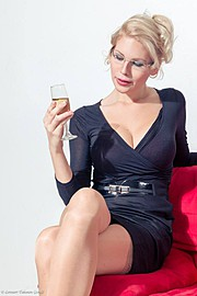 Elena Vikstrom (Elena Vikström) model. Photoshoot of model Elena Vikstrom demonstrating Fashion Modeling.Fashion Modeling Photo #97143