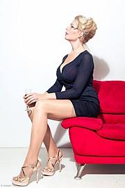 Elena Vikstrom (Elena Vikström) model. Photoshoot of model Elena Vikstrom demonstrating Fashion Modeling.Kuvaaja: Lennart TakanenMeikki/Hiukset Elisa KoivuniemiFashion Modeling Photo #97144