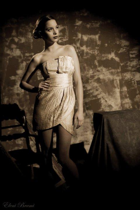 Eleni Brami photographer (Ελένη Μπράμη φωτογράφος). Work by photographer Eleni Brami demonstrating Fashion Photography.Fashion Photography Photo #107545