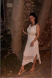 Eleni Kaldeli (Ελένη Καλδέλη) model. Photoshoot of model Eleni Kaldeli demonstrating Fashion Modeling.Fashion Modeling Photo #227974