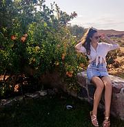 Eleni Kaldeli (Ελένη Καλδέλη) model. Photoshoot of model Eleni Kaldeli demonstrating Fashion Modeling.Fashion Modeling Photo #227975