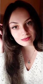 Eleni Kaldeli (Ελένη Καλδέλη) model. Photoshoot of model Eleni Kaldeli demonstrating Face Modeling.Face Modeling Photo #227976