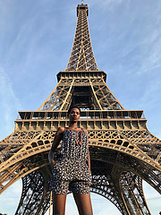 Eleshia Ais model. Photoshoot of model Eleshia Ais demonstrating Fashion Modeling.Fashion Modeling Photo #199315