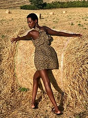 Eleshia Ais model. Photoshoot of model Eleshia Ais demonstrating Fashion Modeling.Fashion Modeling Photo #199318