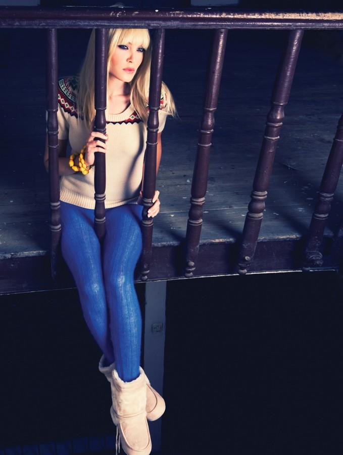 Elin Flodin model. Photoshoot of model Elin Flodin demonstrating Fashion Modeling.Fashion Modeling Photo #113000