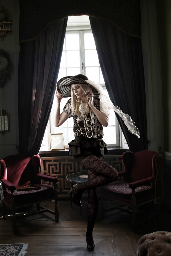 Elin Flodin model. Photoshoot of model Elin Flodin demonstrating Editorial Modeling.Editorial Modeling Photo #113002