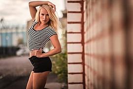Elina Leskinen model. Photoshoot of model Elina Leskinen demonstrating Fashion Modeling.Fashion Modeling Photo #97094