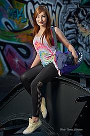 Elina Soini model & actress. Elina Soini demonstrating Fashion Modeling, in a photoshoot by Teemu Salminen.Photographer Teemu SalminenFashion Modeling Photo #113230