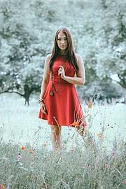 Elina Soini model & actress. Photoshoot of model Elina Soini demonstrating Fashion Modeling.© B Λ R L Ξ YFashion Modeling Photo #172825