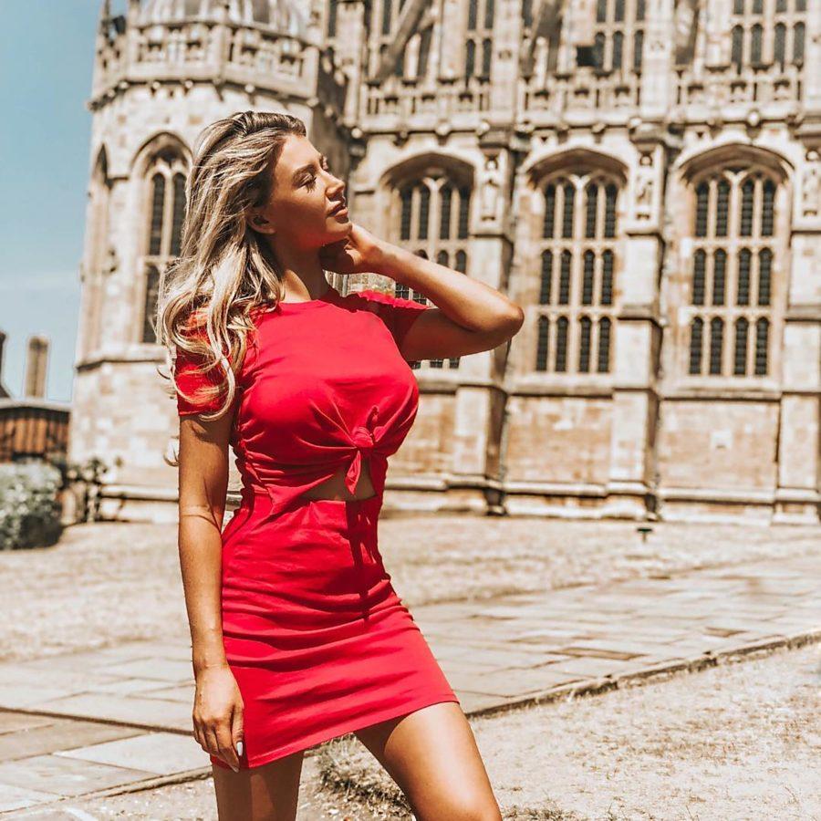 Elise Natalie Duncan Model