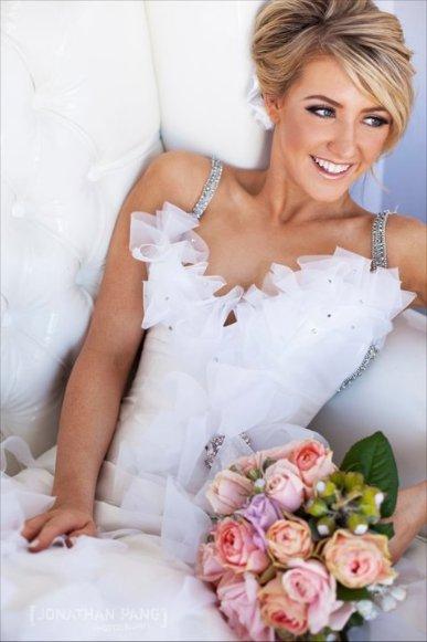Elise Natalie Duncan model. Photoshoot of model Elise Natalie Duncan demonstrating Face Modeling.Face Modeling Photo #78548