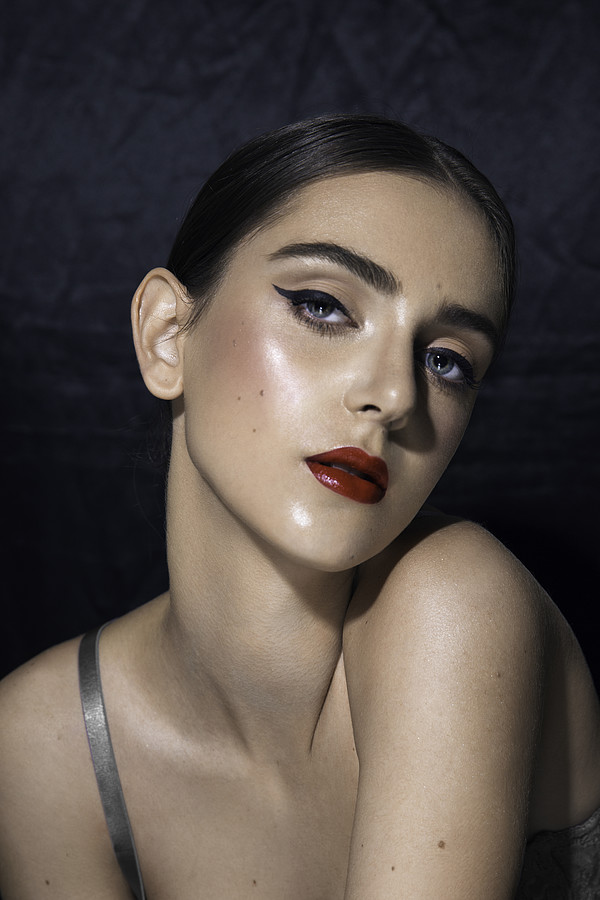 Elissavet Megiani makeup hair artist. Work by makeup artist Elissavet Megiani demonstrating Beauty Makeup in a photoshoot by Konstantinos Kexagias with the model Elena.Production: 10FAPhotographer: Konstantinos KexagiasMUAH: Elissavet MegianiModel: