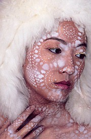 Elizabeth Kenna makeup artist. Work by makeup artist Elizabeth Kenna demonstrating Creative Makeup.Creative Makeup Photo #68605