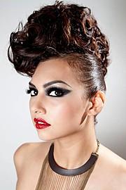 Elizabeth Mcleod makeup artist & hair stylist. Work by makeup artist Elizabeth Mcleod demonstrating Beauty Makeup.Beauty Makeup Photo #81856