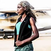 Elizabeth Njoga model. Photoshoot of model Elizabeth Njoga demonstrating Fashion Modeling.Fashion Modeling Photo #203139