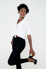 Elizabeth Njoga model. Photoshoot of model Elizabeth Njoga demonstrating Fashion Modeling.Fashion Modeling Photo #203140