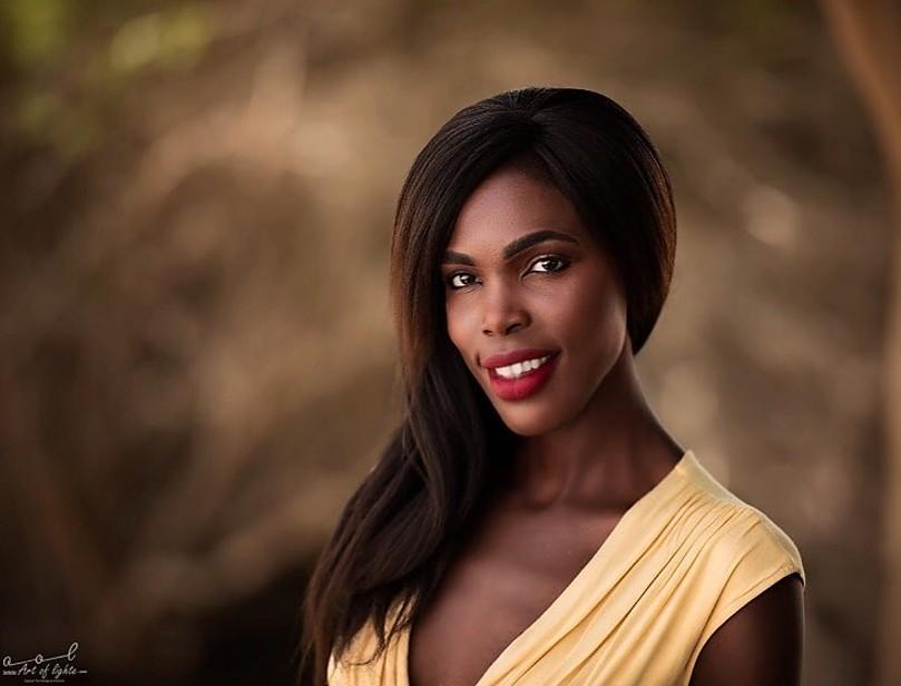 Elizabeth Njoga Model