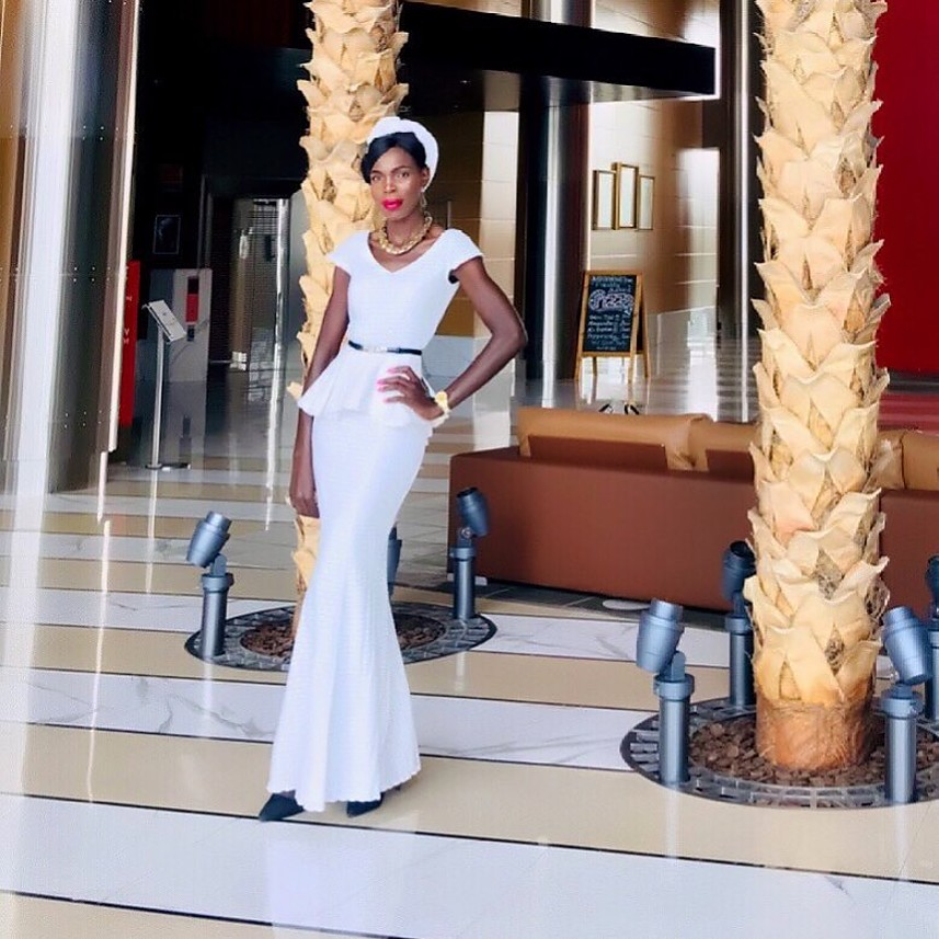 Elizabeth Njoga model. Photoshoot of model Elizabeth Njoga demonstrating Fashion Modeling.Fashion Modeling Photo #203207
