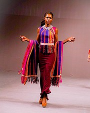 Elizabeth Njoga model. Photoshoot of model Elizabeth Njoga demonstrating Runway Modeling.Runway Modeling Photo #203209