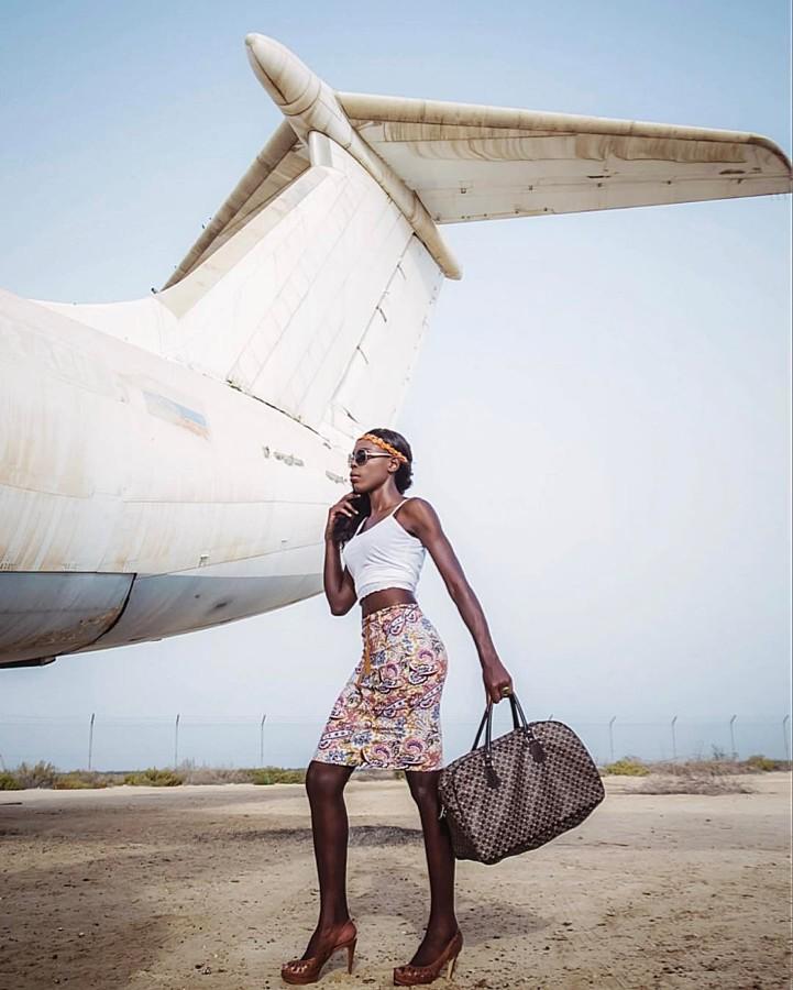 Elizabeth Njoga model. Photoshoot of model Elizabeth Njoga demonstrating Fashion Modeling.Fashion Modeling Photo #203210