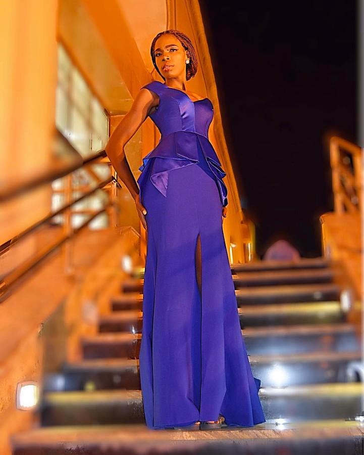 Elizabeth Njoga model. Photoshoot of model Elizabeth Njoga demonstrating Fashion Modeling.Fashion Modeling Photo #203212