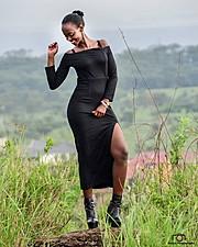 Elizabeth Njugi model. Photoshoot of model Elizabeth Njugi demonstrating Fashion Modeling.Fashion Modeling Photo #183751