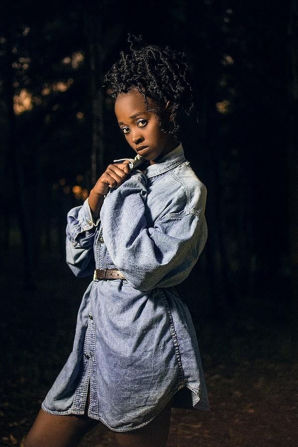 Elizabeth Njugi model. Photoshoot of model Elizabeth Njugi demonstrating Fashion Modeling.Fashion Modeling Photo #183870