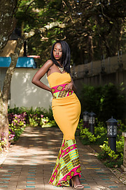 Elizabeth Njugi model. Photoshoot of model Elizabeth Njugi demonstrating Fashion Modeling.Fashion Modeling Photo #208876