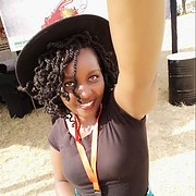 Elizabeth Wangari model. Photoshoot of model Elizabeth Wangari demonstrating Face Modeling.Face Modeling Photo #201874