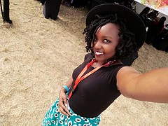 Am finalizing to be a fashion designer and also got trained by SafaricomBlaze in fashion and I would really want to join your agency as a mo