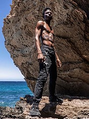 Elkanah Shetih is a Cameroonian aspiring model, recording artist and actor currently based in Larnaca, Cyprus. With not so much modeling exp