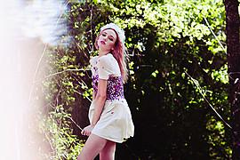 Elke Bonner model. Photoshoot of model Elke Bonner demonstrating Fashion Modeling.Fashion Modeling Photo #93400