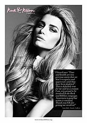 Elle Liberachi model. Photoshoot of model Elle Liberachi demonstrating Face Modeling.Face Modeling Photo #109874