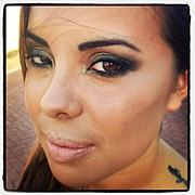 Elle Mattoon makeup artist. Work by makeup artist Elle Mattoon demonstrating Beauty Makeup.Beauty Makeup Photo #98386