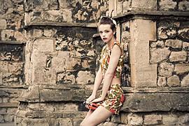 Ellie Knight model. Photoshoot of model Ellie Knight demonstrating Fashion Modeling.Fashion Modeling Photo #84819