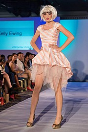 Ellie Knight model. Photoshoot of model Ellie Knight demonstrating Runway Modeling.Runway Modeling Photo #84829