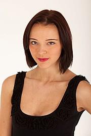 Ellie Knight model. Photoshoot of model Ellie Knight demonstrating Face Modeling.Face Modeling Photo #84842