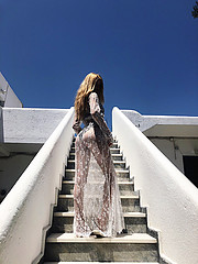 Elly Chysa model. Photoshoot of model Elly Chysa demonstrating Fashion Modeling.Fashion Modeling Photo #203369