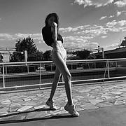 Elly Chysa model. Photoshoot of model Elly Chysa demonstrating Fashion Modeling.Fashion Modeling Photo #222949