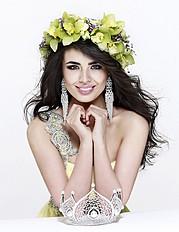 Elmira Abdrazakova model (Эльмира Абдразакова модель). Photoshoot of model Elmira Abdrazakova demonstrating Face Modeling.Face Modeling Photo #81981