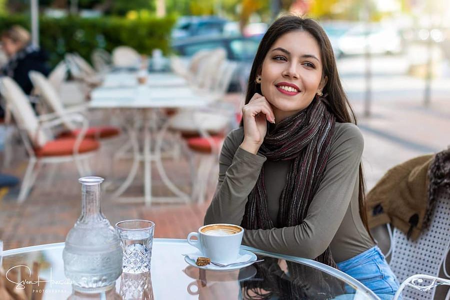 Elpida Chorianopoulou model (Ελπίδα Χωριανοπούλου μοντέλο). Photoshoot of model Elpida Chorianopoulou demonstrating Commercial Modeling.Commercial Modeling Photo #212863