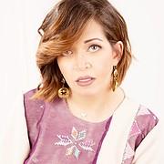 Eman Hannoura model. Photoshoot of model Eman Hannoura demonstrating Face Modeling.Face Modeling Photo #197307