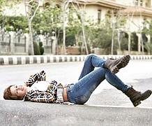 Eman Hannoura model. Modeling work by model Eman Hannoura. Photo #197309