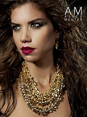 Emelie Stenman model. Photoshoot of model Emelie Stenman demonstrating Face Modeling.Face Modeling Photo #113729