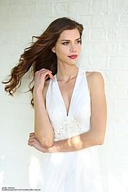 Emelie Stenman model. Photoshoot of model Emelie Stenman demonstrating Face Modeling.Face Modeling Photo #113730