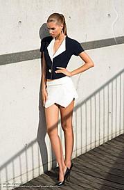 Emelie Stenman model. Photoshoot of model Emelie Stenman demonstrating Fashion Modeling.Fashion Modeling Photo #113736