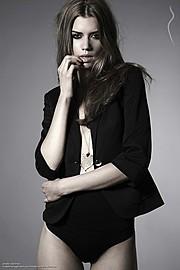 Emelie Stenman model. Photoshoot of model Emelie Stenman demonstrating Fashion Modeling.Fashion Modeling Photo #113741